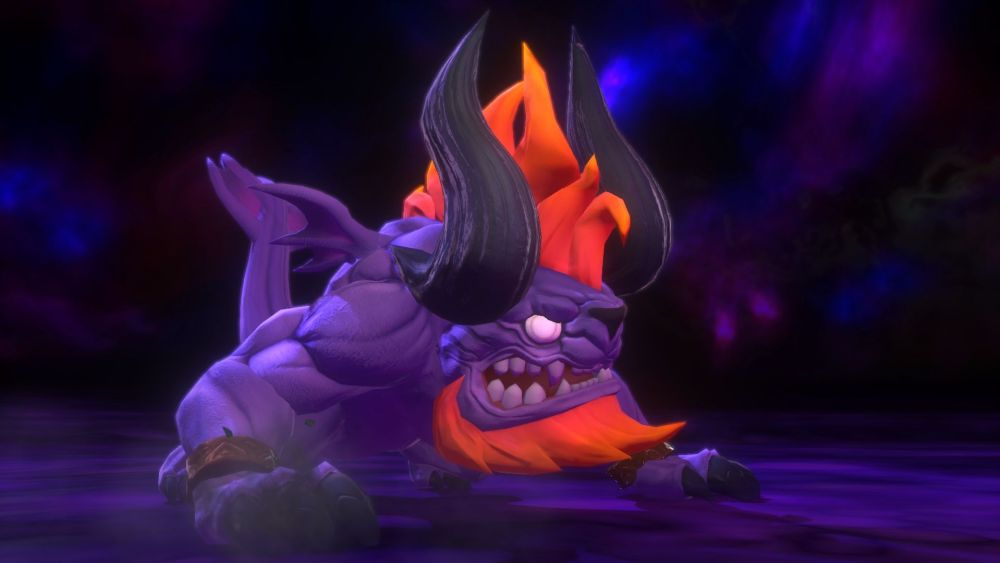 Mr. Behemoth is angry.