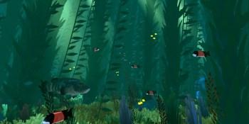How Journey art director Matt Nava went from sand to the underwater world of Abzu (interview)