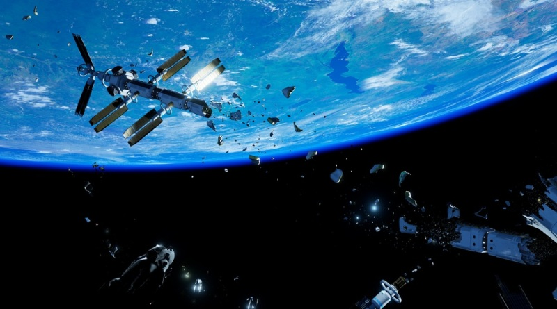 Adr1ft has beautiful 3D graphics.