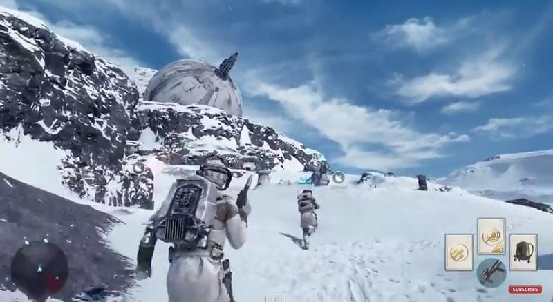 Star Wars Battlefront by EA