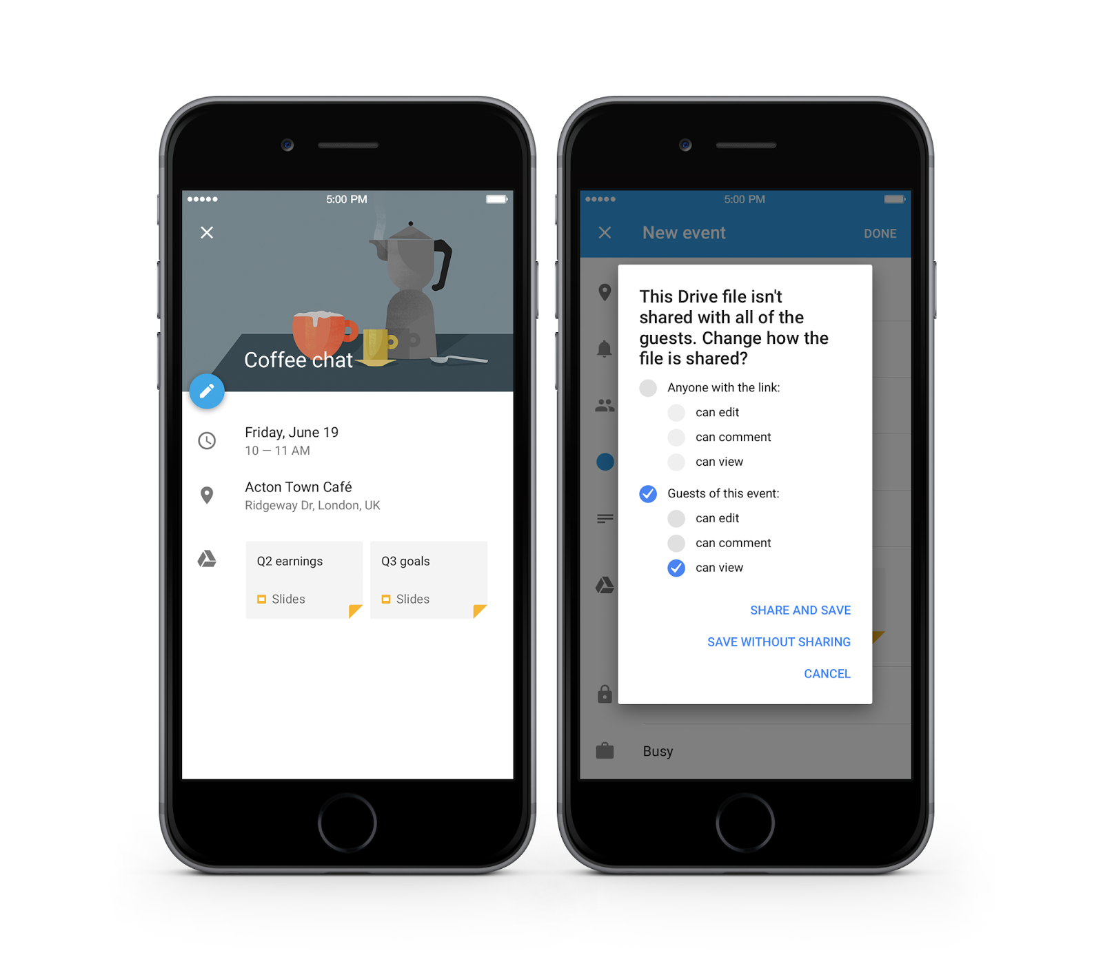 Weekly Calendar View For Iphone Scrollable : Google calendar for iphone gets day week view