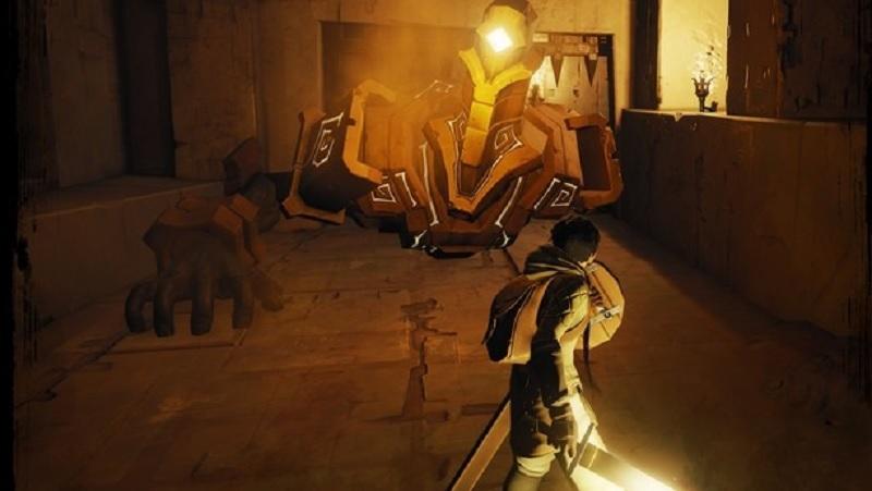 Chronos in VR by Gunfire Games
