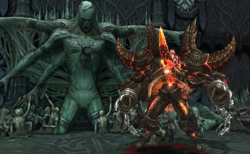 Devilian is being published in the West by Trion Worlds.