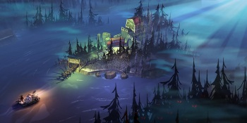 The Flame in the Flood is just about survival in a harsh wilderness