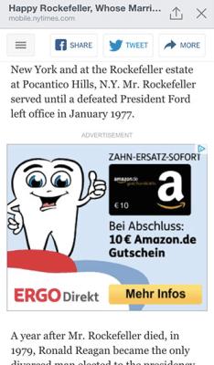 German ad