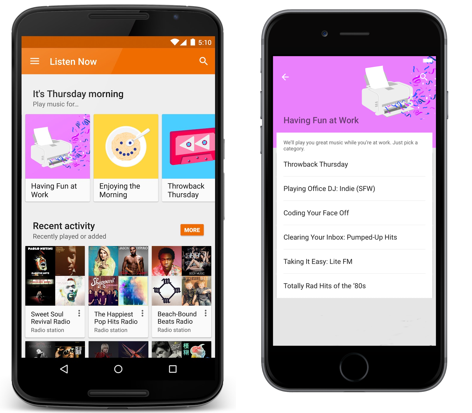 Seven tips for Google's Play Music on iOS - CNET