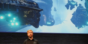 Eve Online studio chief Hilmar Veigar Pétursson leads the true believers in virtual reality