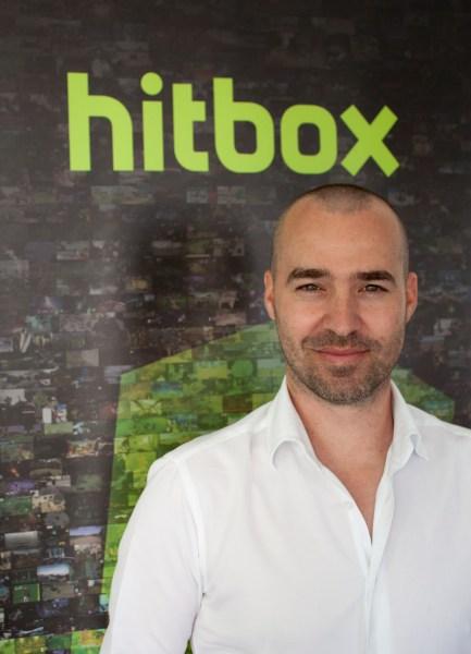 Hitbox CEO Martin Klimscha