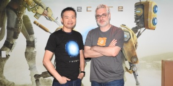 Mega Man creator Inafune explains the backstory of surprise Microsoft exclusive ReCore