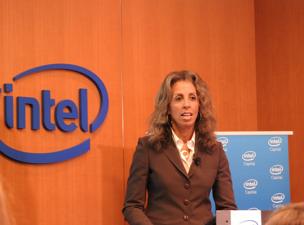 Intel Capital's Lisa Lambert
