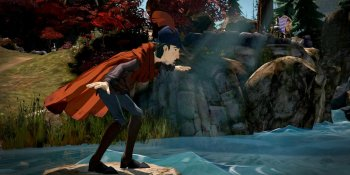 King's Quest returns on July 28 for PlayStation, PC — and July 29 for Xbox