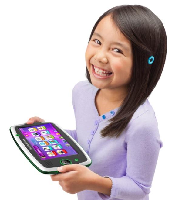LeapFrog LeapPad Platinum tablet.