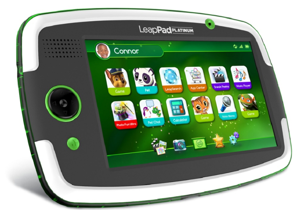 LeapPad Platinum 7-inch tablet.