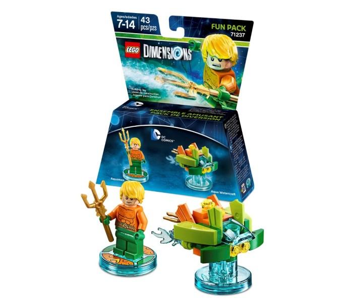 Lego Dimensions DC Comics team pack