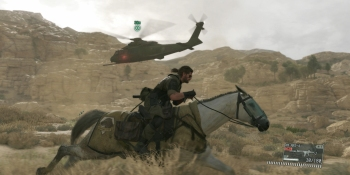 Metal Gear Solid V: The Phantom Pain forces stealth into the wide open — and is better for it