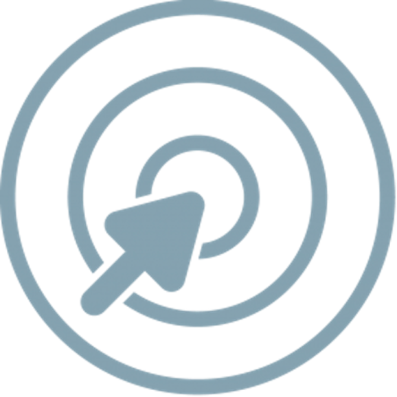 SourceKnowledge's symbol for performance-based marketing
