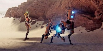 Inafune's ReCore is also coming to PC