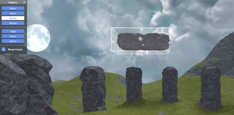 Tools for Roblox smooth terrain