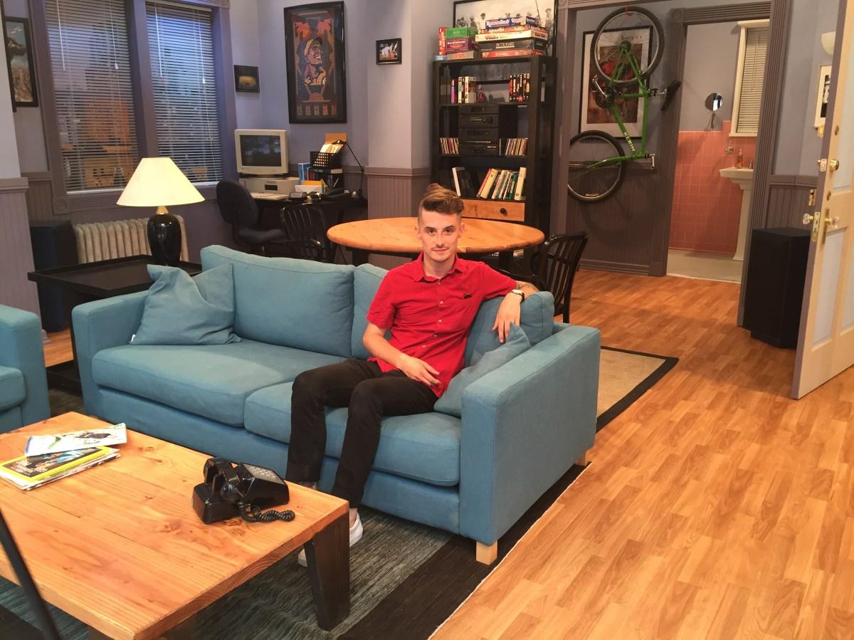 Hulu opens Seinfeld apartment replica in NYC | VentureBeat