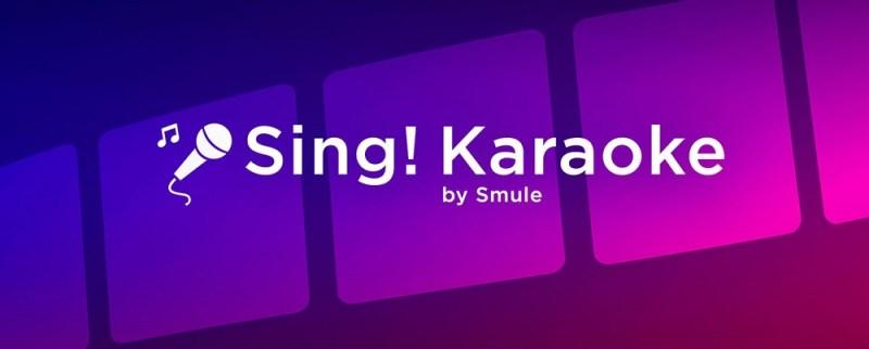 Smule's Sing! Karaoke