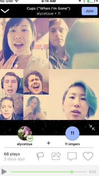 Smule Group Video