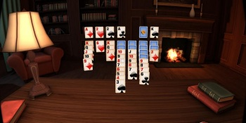 Resolution Games takes solitaire into virtual reality for the Samsung Gear VR