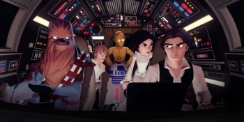 How Disney used more than Star Wars to rope in all-star studios for Infinity