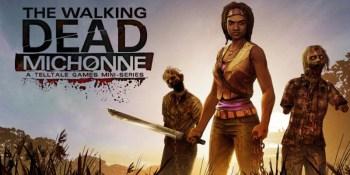 The Walking Dead fan-favorite Michonne gets her own game