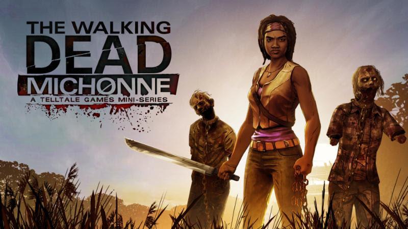 The Walking Dead's Michonne