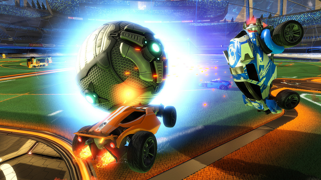 Rocket League was the summer's surprise gaming hit.