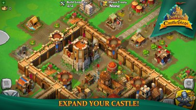 Microsoft's latest iPhone game (yes, iPhone) is Age of Empires: Castle Siege