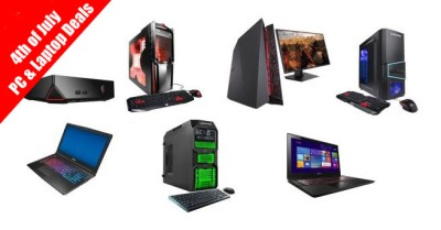 Gaming laptops & computers on sale for 4th of July   VentureBeat