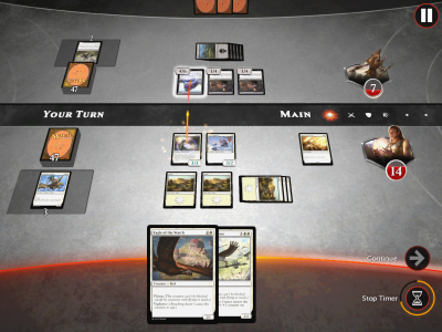 Magic Duels is the best digital version of the beloved card
