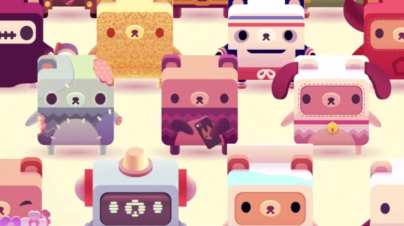 Alphabear - Group shot