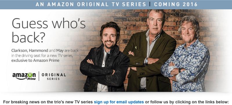 Amazon TV Show