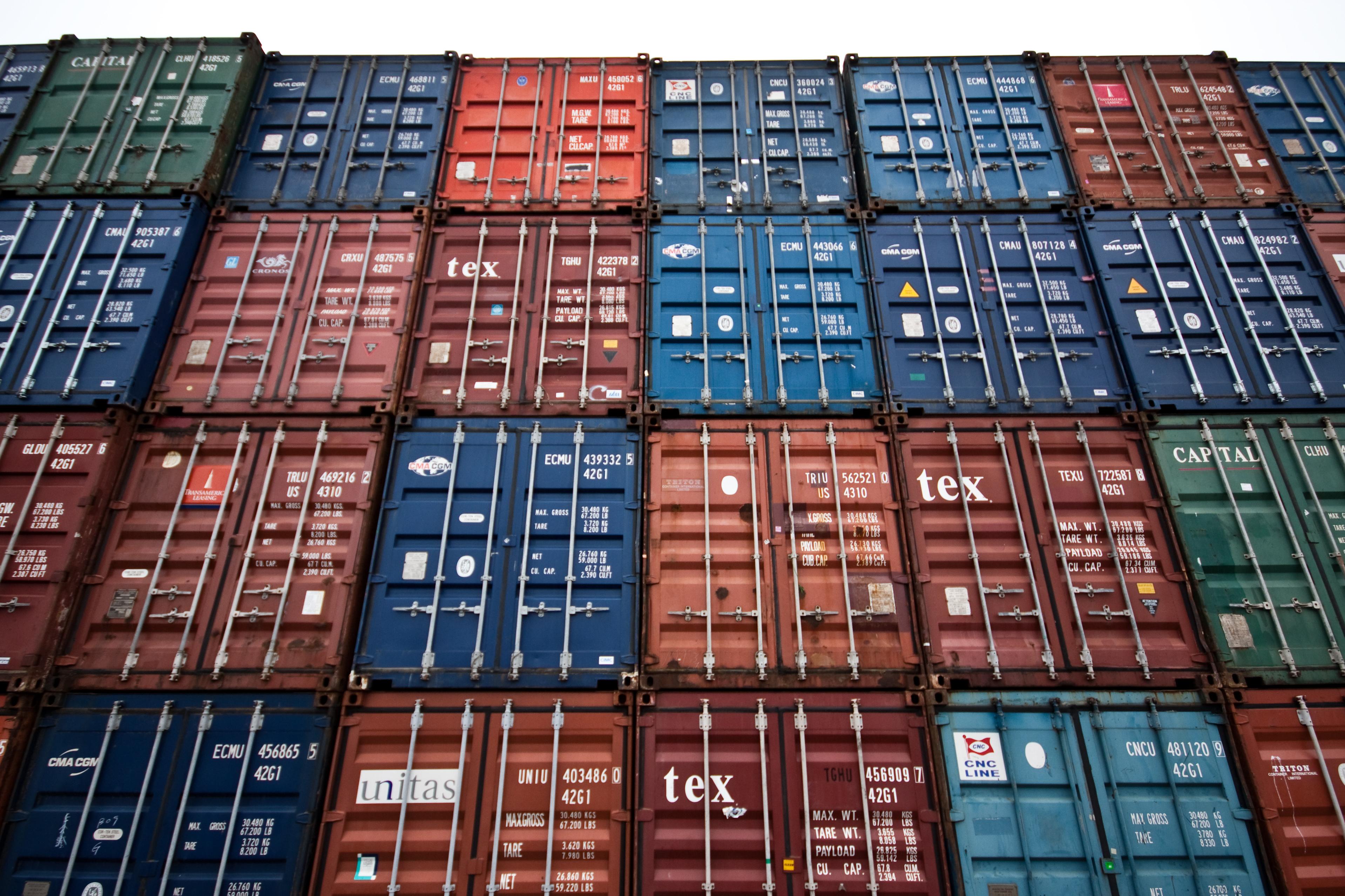 Приемка отправка контейнеров по железной дороге с собственных подъездных путей