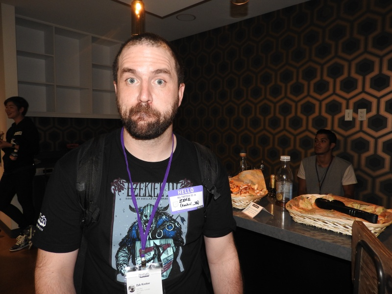 "Zak ""Zeke"" Kreiter is also know as Ezekiel_III on Twitch."