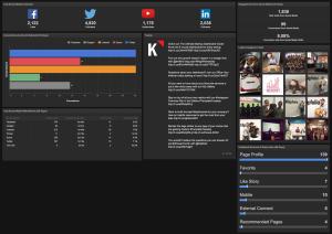 Dashboard-SocialMedia