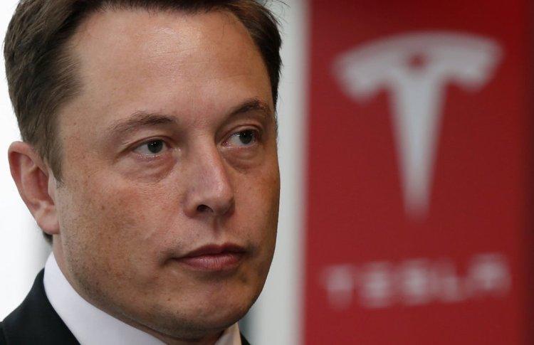 Tesla CEO and cofounder Elon Musk