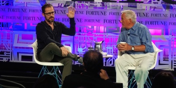 Twitter cofounder Ev Williams: Twitter 'should be more of a platform than it is'