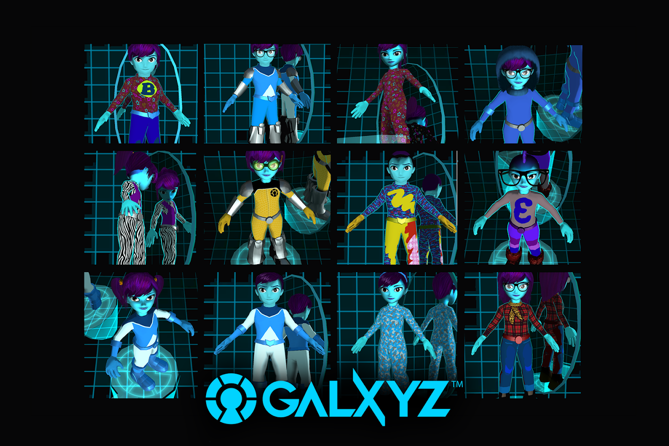 Galxyz is already available on browser, iOS, and Android.
