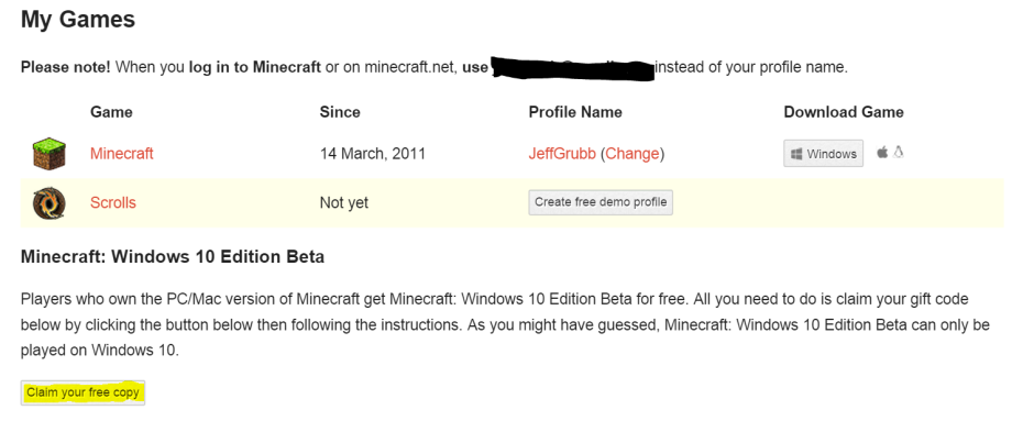 How to get Minecraft: Windows 10 Edition for free if you