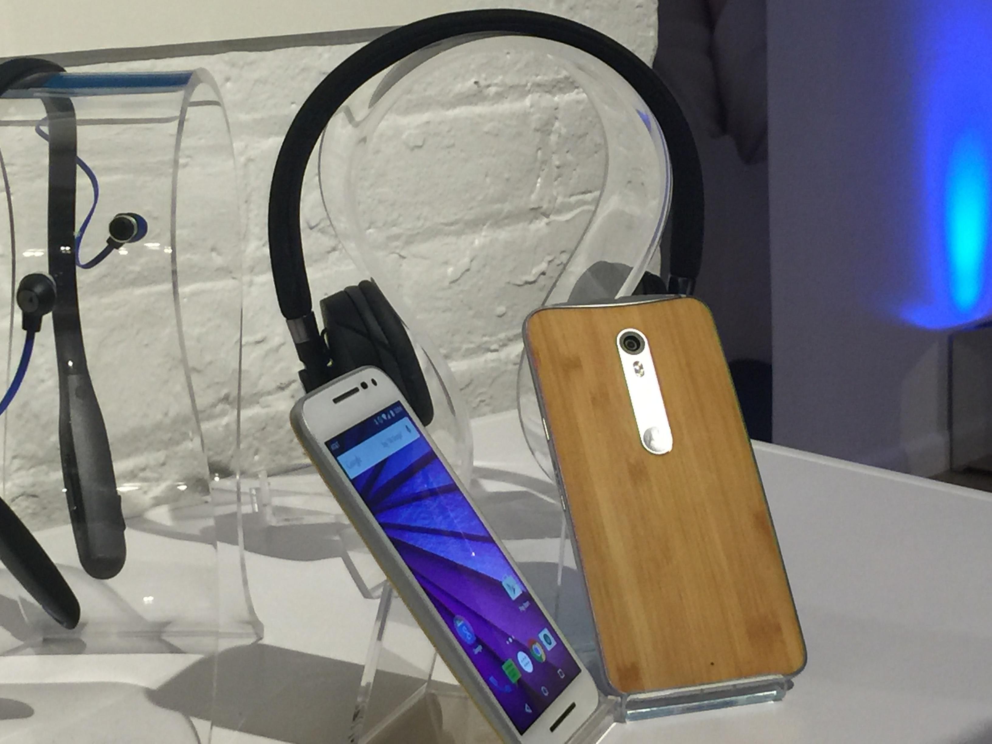 Motorola unveils new Moto X Style, Moto X Play, and Moto G ...