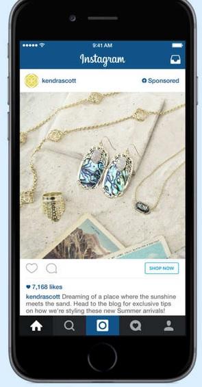 Kendra Scott jewelry on Instagram