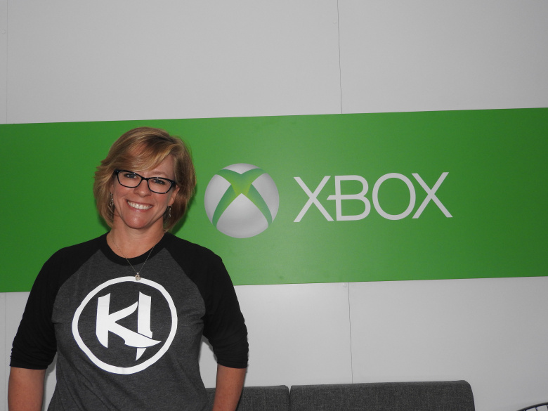 Shannon Loftis, general manager of global games publishing at Microsoft