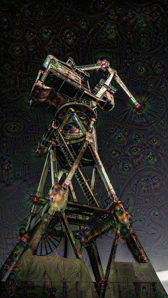 """""""Matchstick Crane"""""""