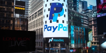PayPal starts trading above $40 and it's already worth billions more than eBay