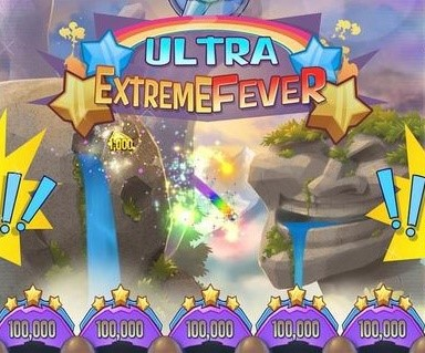 Peggle's rewards include an big celebration at the end of each level.