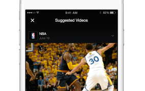 A Suggested Video, now in testing by Facebook