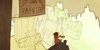 Traverser's dystopian, Tim Burton-like world values oxygen greater than oil